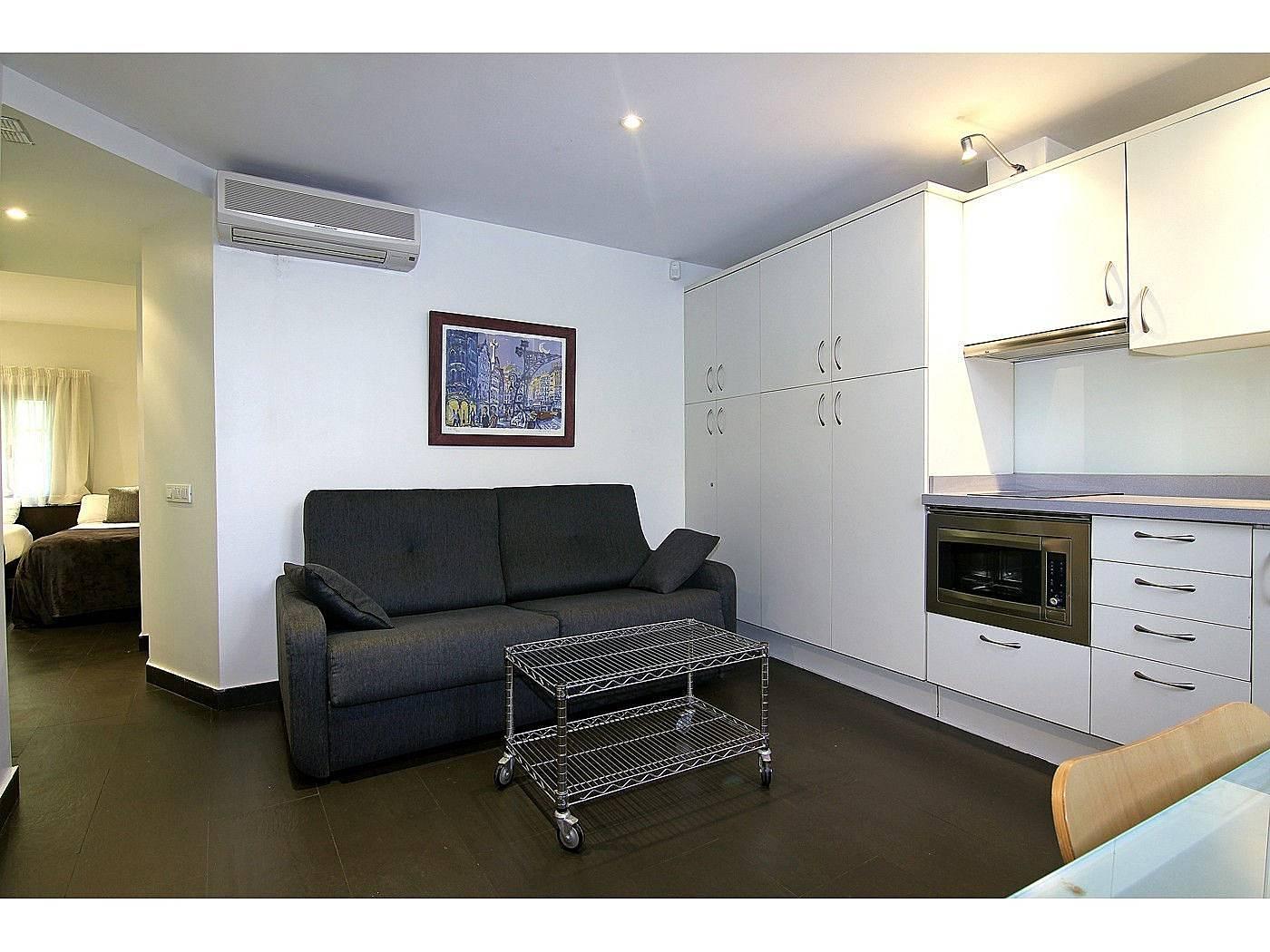 Appartement pour 3 personnes barcelone centre - Appartement de vacances barcelone mesura ...