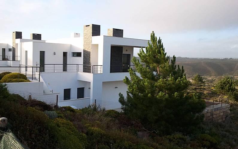 Vivenda para alugar a 800 m da praia Algarve-Faro - Exterior da casa
