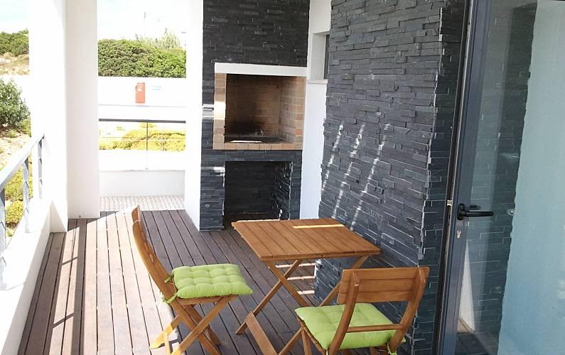 Vivenda Terraço Algarve-Faro Aljezur vivenda - Terraço