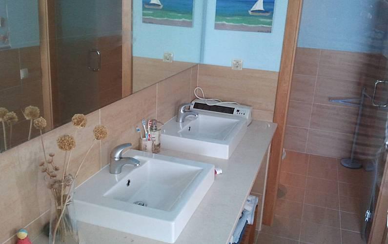 Vivenda Casa-de-banho Algarve-Faro Aljezur vivenda - Casa-de-banho