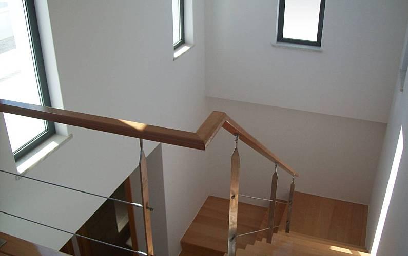 Vivenda Interior da casa Algarve-Faro Aljezur vivenda - Interior da casa
