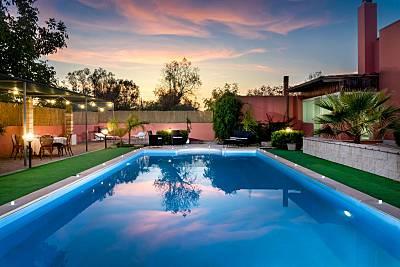 Villa en alquiler a 10 km de la playa Lecce