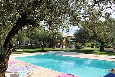 Villa de 2 habitaciones a 13 km de la playa Lecce