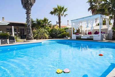 Villa in affitto a 50 m dalla spiaggia Lecce