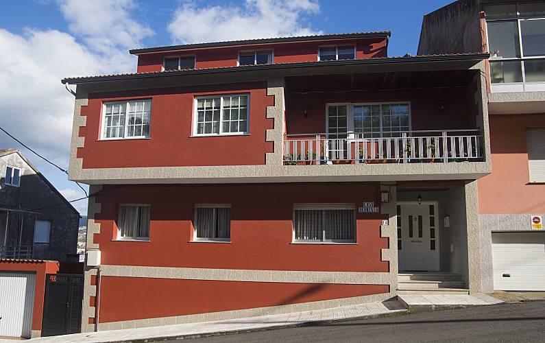 Apartment Outdoors Pontevedra Bueu Apartment - Outdoors