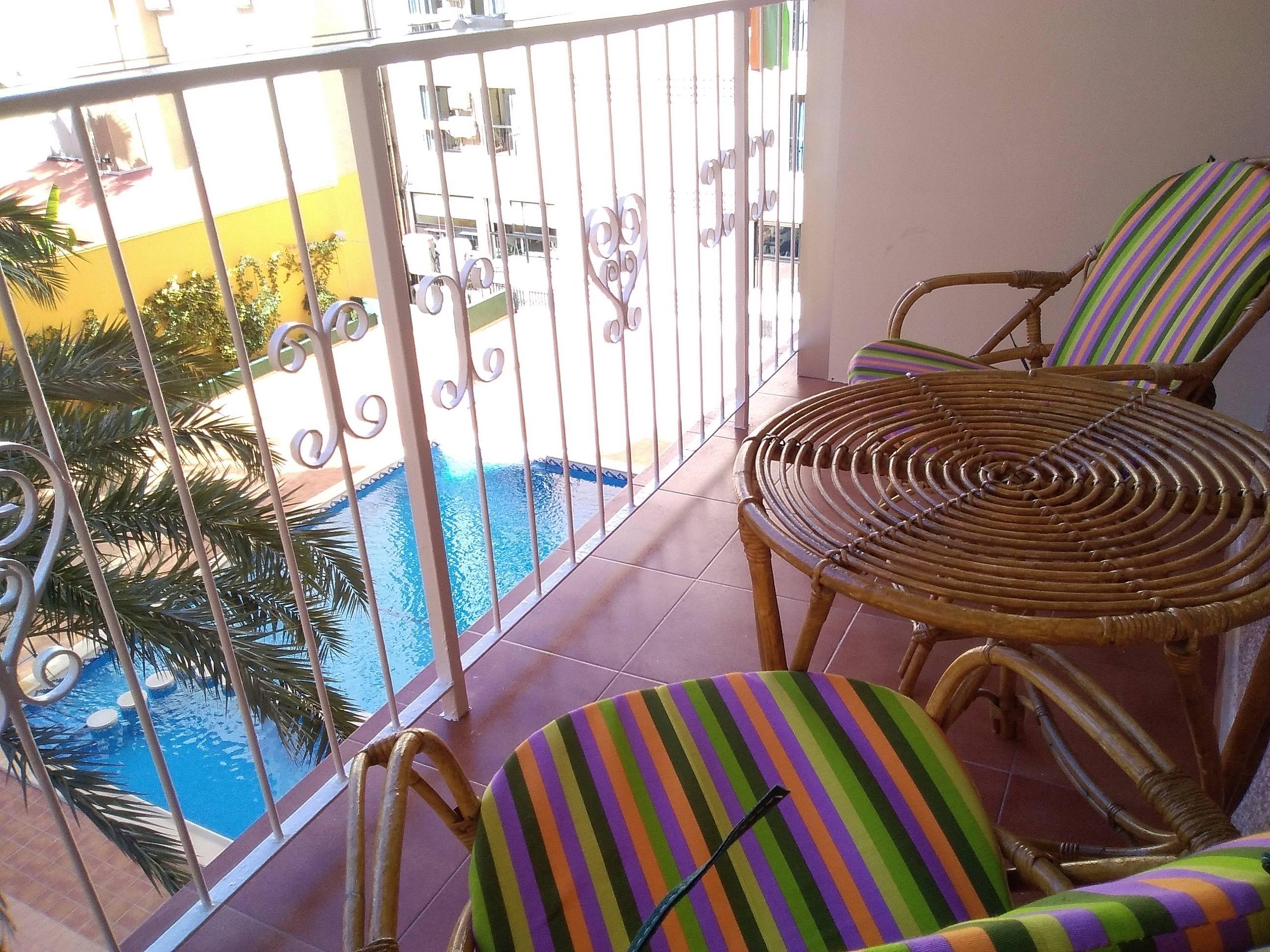 Apartamento en segunda linea de playa poniente benidorm alicante costa blanca - Apartamentos en benidorm playa poniente ...