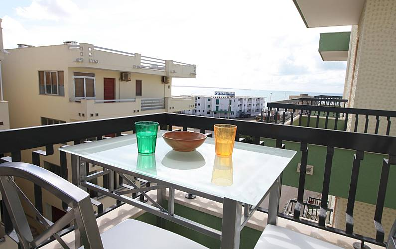 Apartment for 6-7 people only 50 meters from the beach Lecce - Terrace