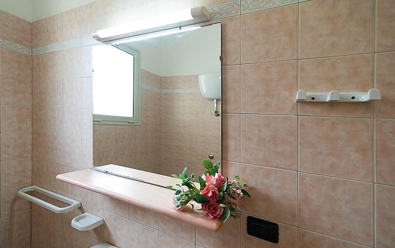 Apartment Bathroom Lecce Otranto Apartment - Bathroom