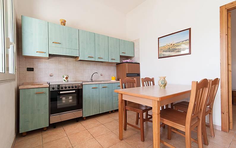 Apartment Kitchen Lecce Otranto Apartment - Kitchen