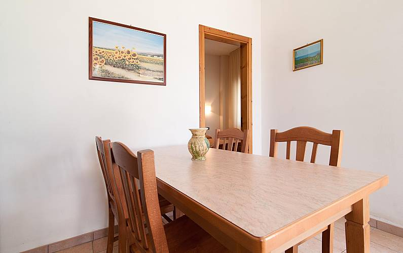 Apartment Dining-room Lecce Otranto Apartment - Dining-room