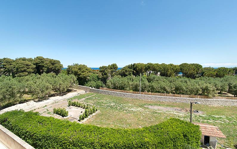 Apartment for 2-4 people only 300 meters from the beach Lecce - Outdoors