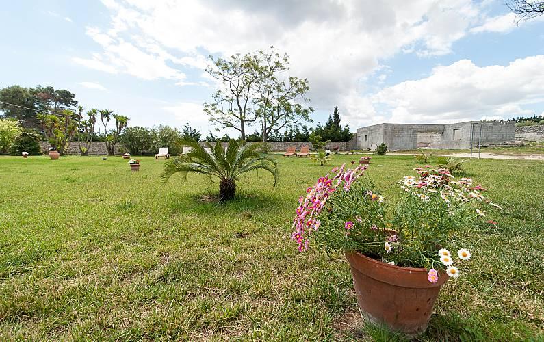 Apartment Garden Lecce Otranto Apartment - Garden