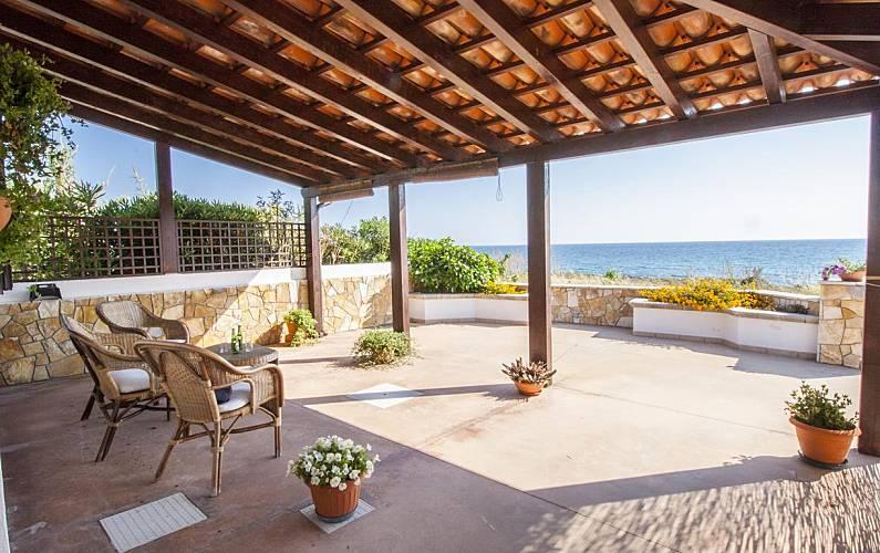 Vivenda com 3 quartos a 50 m da praia Lecce - Exterior da casa