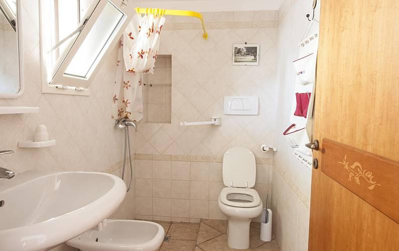 Vivenda Casa-de-banho Lecce Alliste vivenda - Casa-de-banho