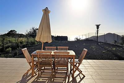 Villa en pueblo tranquilo, a 4.8 km de la playa La Palma