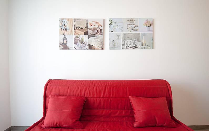 Villa Living-room Lecce Alliste villa - Living-room