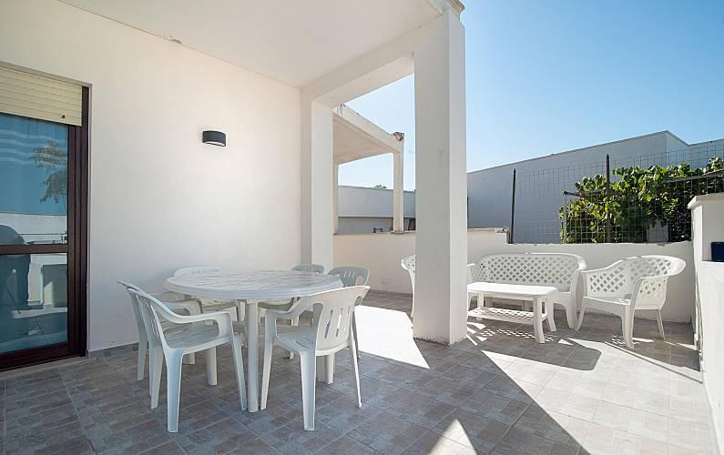 Villa Outdoors Lecce Alliste villa - Outdoors