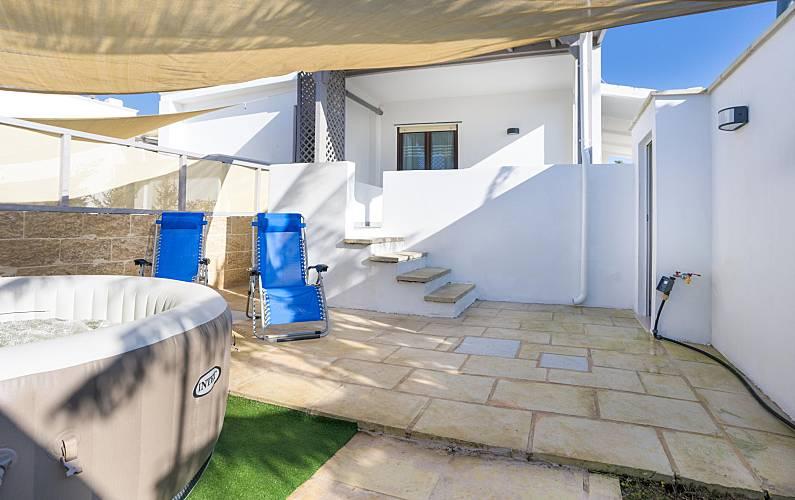 Villa Garden Lecce Alliste villa - Garden
