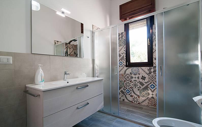 Villa Bedroom Lecce Alliste villa - Bedroom