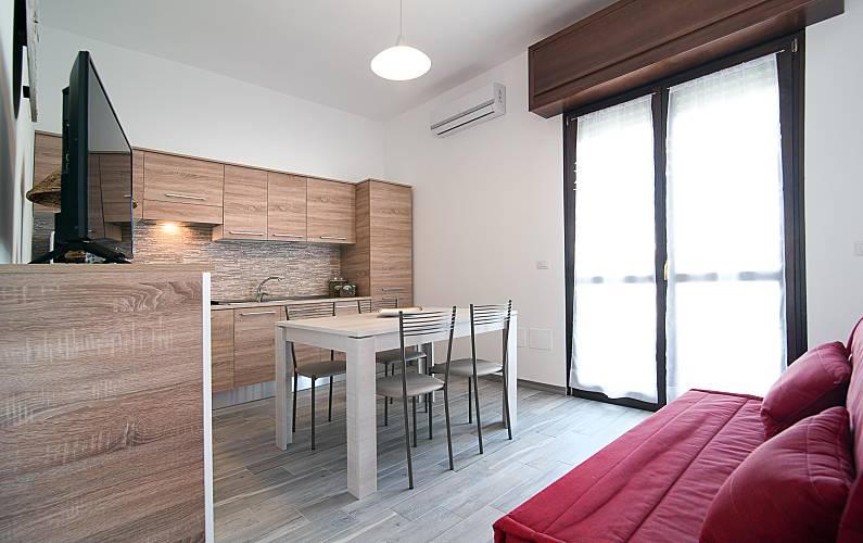 Villa Kitchen Lecce Alliste villa - Kitchen