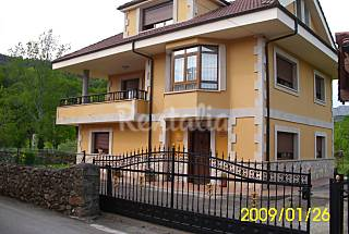 House with 4 bedrooms with private garden Asturias