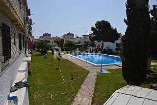 Apartamento para 4-6 personas a 1000 m de la playa Almería