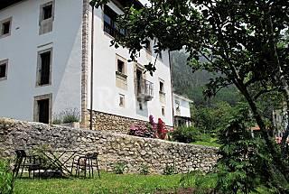Maison pour 8 personnes à 8 km de la plage Asturies