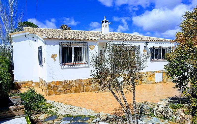 Location Villa Environs Madrid