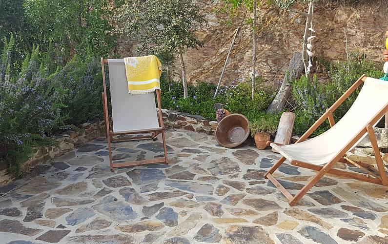 Beach Terrace Algarve-Faro Aljezur House - Terrace