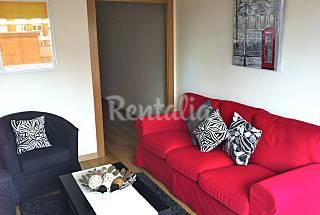 Appartement pour 6 personnes à Gijon centre Asturies