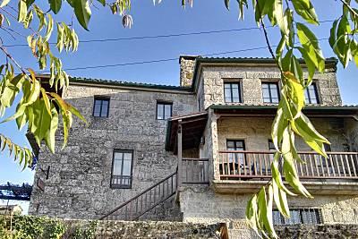 Casa para 12-14 personas en Cerdedo Pontevedra
