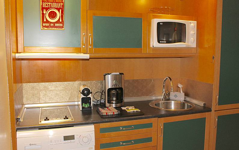 Apartamento Cocina La Massana Apartamento - Cocina