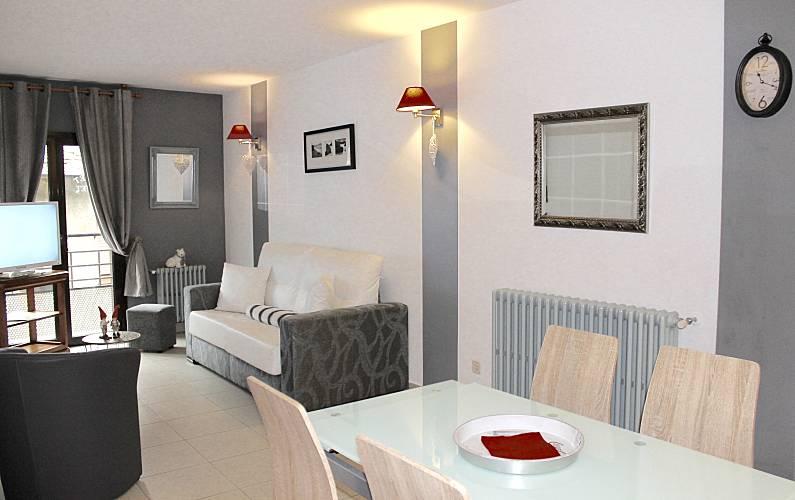 Apartamento Comedor La Massana Apartamento - Comedor