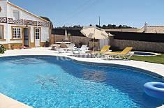 Armação de Pêra| V3 com duas piscinas- capacidade 6pax Algarve-Faro