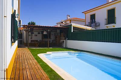 Spaziosa casa con piscina & Wifi Setúbal
