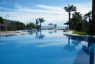 Atico duplex con terrazas y vistas al mar Alicante