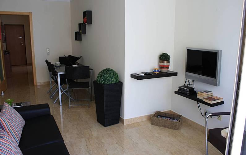 Acolhedor Sala de Jantar Algarve-Faro Lagos Apartamento - Sala de Jantar