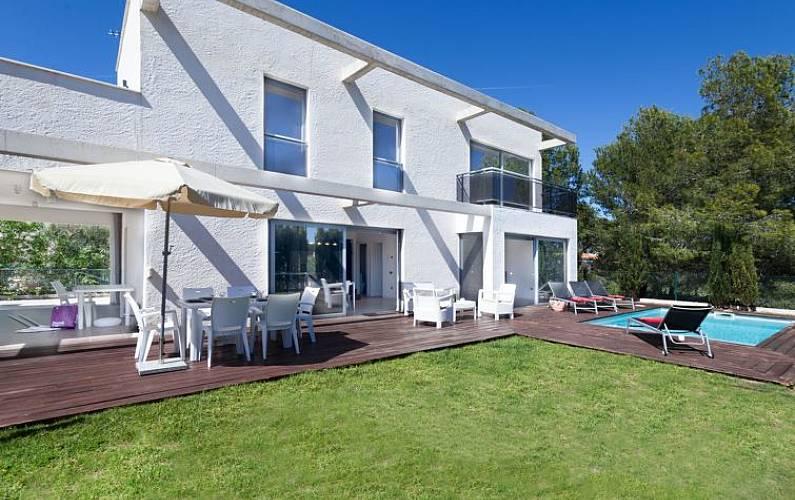 Villa en alquiler en l 39 ametlla de mar s jorge de for Pisos alquiler ametlla de mar