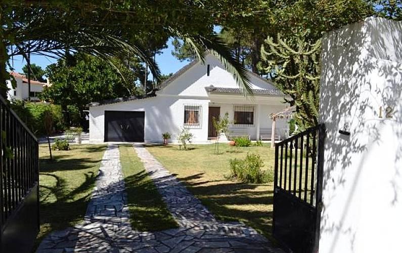 Moradia Exterior da casa Setúbal Seixal vivenda - Exterior da casa