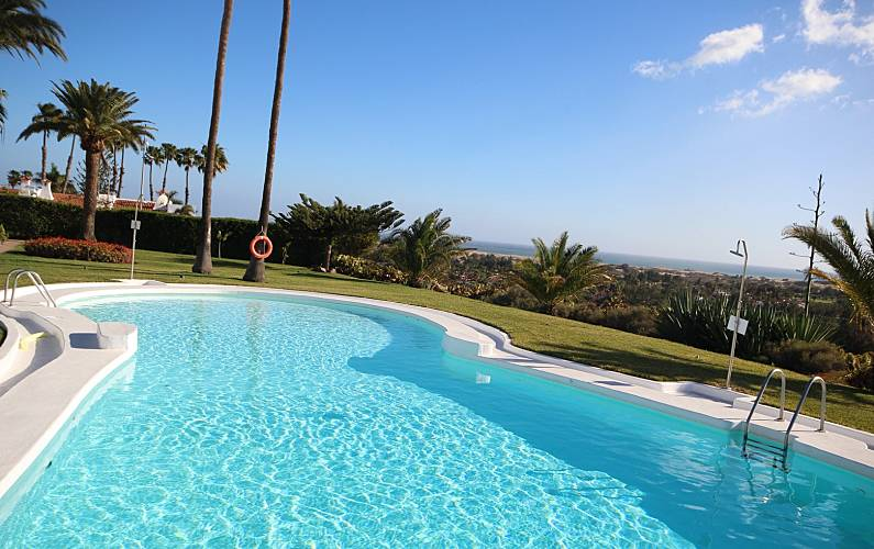 luxury Swimming pool Gran Canaria San Bartolomé de Tirajana House - Swimming pool