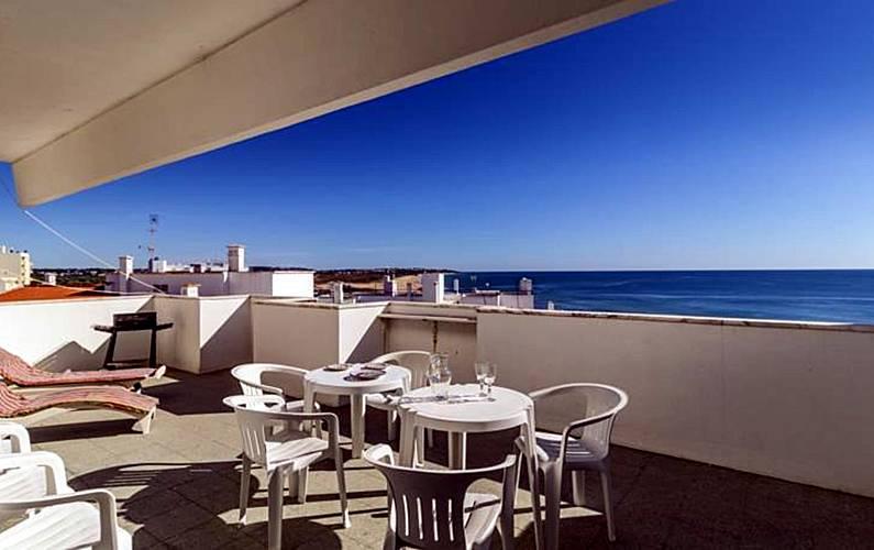 T2 Fortaleza, 100 meters from the beach Algarve-Faro -