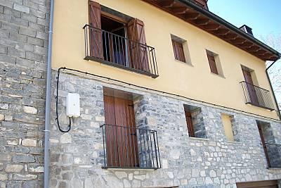 Duplex para 8 personas en Oto (Broto) Huesca
