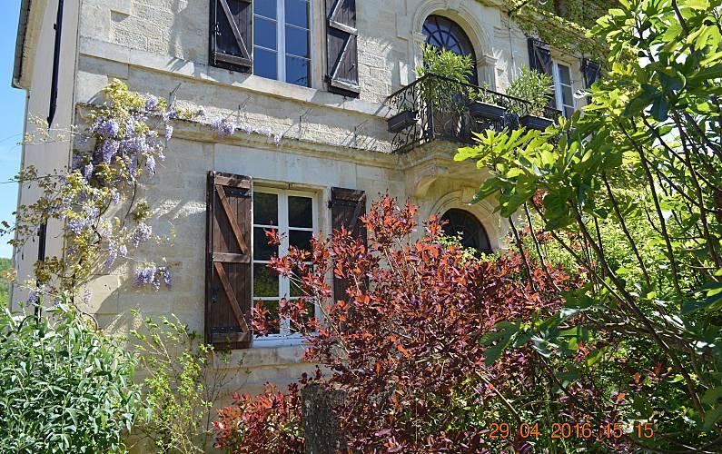 Casa Exterior da casa Lot e Garona Fumel Villa rural - Exterior da casa