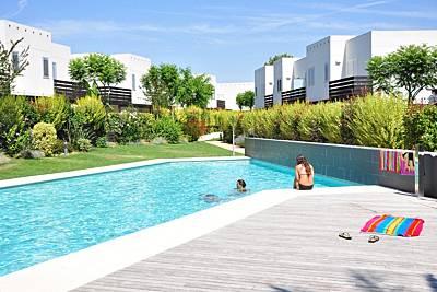 Casa en alquiler en cambrils, piscina Tarragona