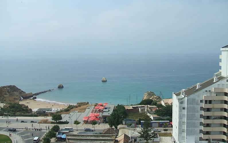Praia Views from the house Algarve-Faro Portimão Apartment - Views from the house