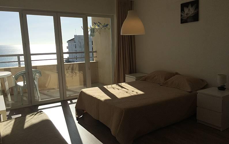 Praia Living-room Algarve-Faro Portimão Apartment - Living-room