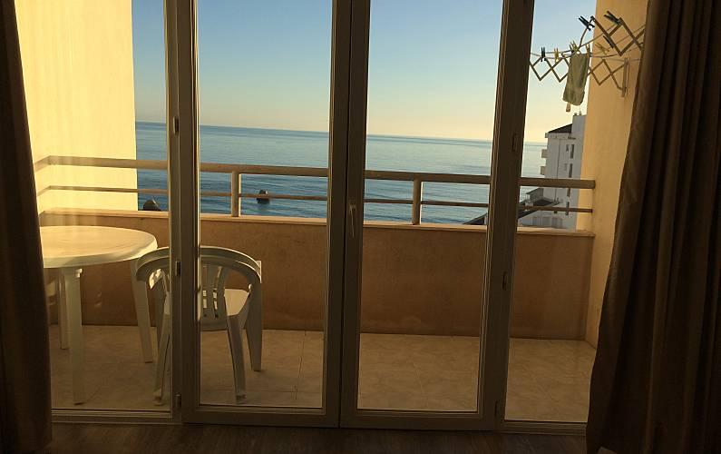 Praia Terrace Algarve-Faro Portimão Apartment - Terrace