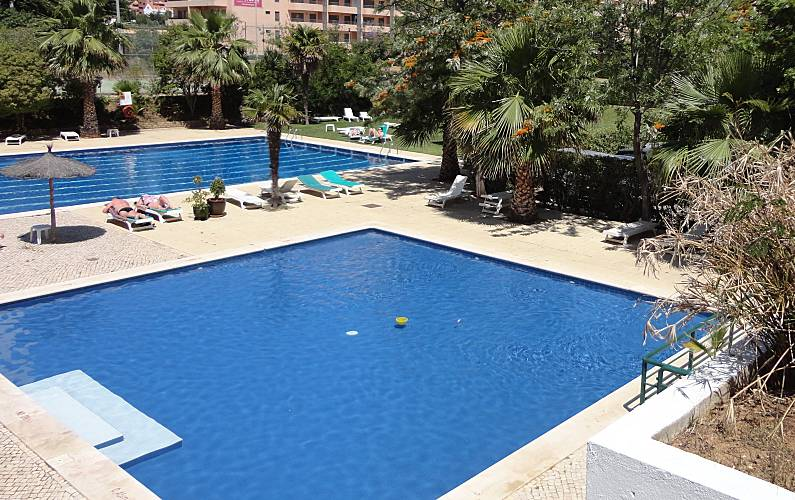 Praia Swimming pool Algarve-Faro Portimão Apartment - Swimming pool