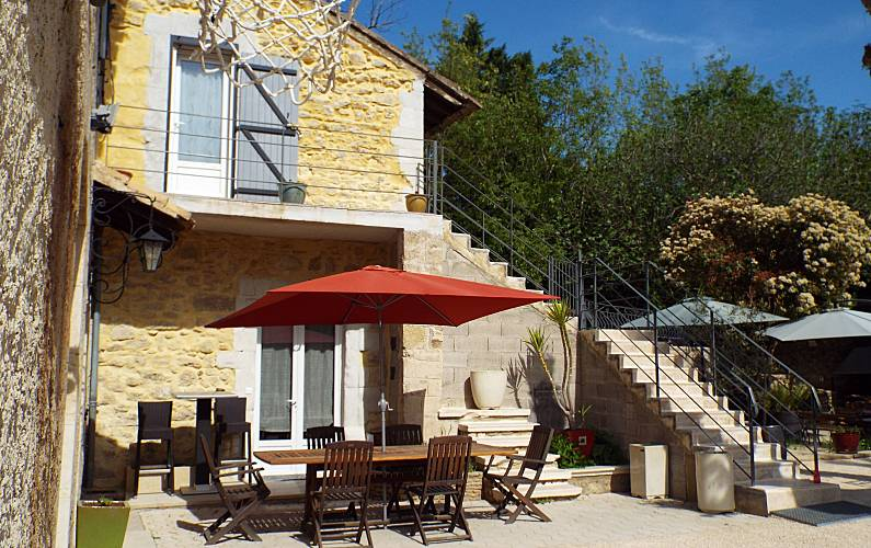 Moulin Outdoors Vaucluse Avignon Cottage - Outdoors