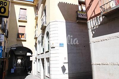 Apartamento para 5 personas en el corazón de Avila Ávila